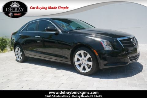 Pre-Owned 2014 Cadillac ATS Standard AWD AWD