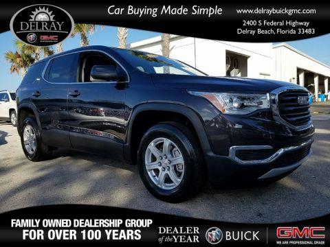 New 2017 GMC ACADIA SLE Front Wheel Drive 4 Door