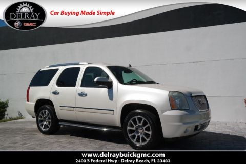 Pre-Owned 2012 GMC Yukon Denali With Navigation