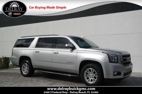 Certified Pre-Owned 2017 GMC Yukon XL SLE