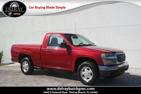 Pre-Owned 2006 GMC Canyon SLE1