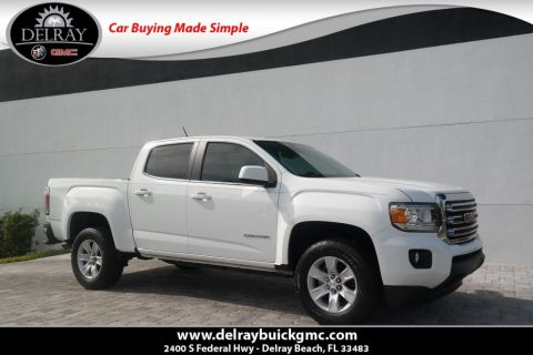 Pre-Owned 2017 GMC Canyon 2WD SLE