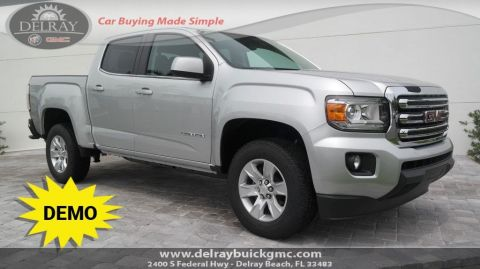 New 2018 GMC Canyon 2WD SLE