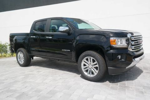 New 2018 GMC Canyon 2WD SLT