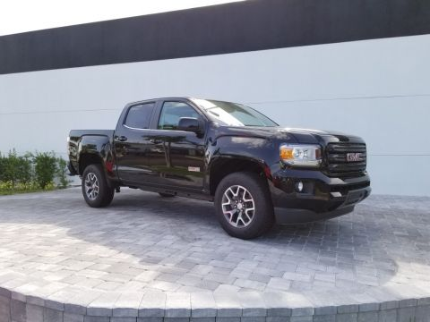 New 2018 GMC Canyon 4WD All Terrain w/Cloth