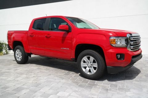 New 2018 GMC Canyon 4WD SLE 4WD