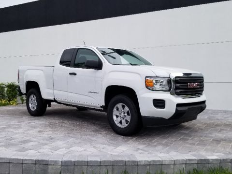 New 2018 GMC Canyon 2WD