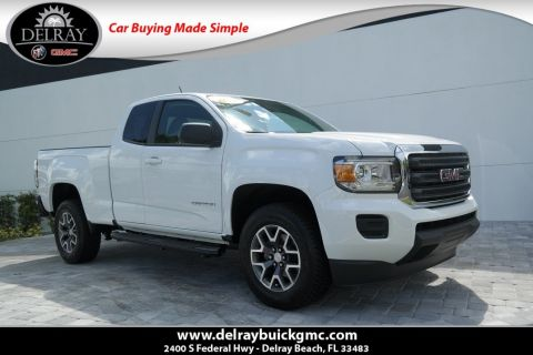 Pre-Owned 2017 GMC Canyon 2WD