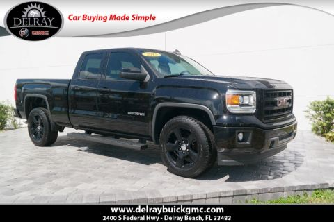 Pre-Owned 2015 GMC Sierra 1500 ELEVATION