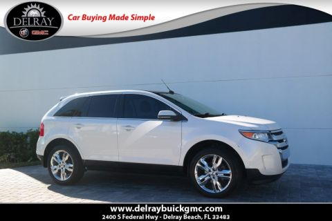 Pre Owned  Ford Edge Limited Fwd Sport Utility