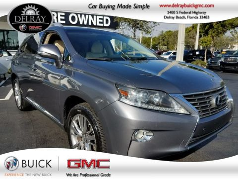 Pre-Owned 2013 LEXUS RX350  Front Wheel Drive Sport Utility Vehicle