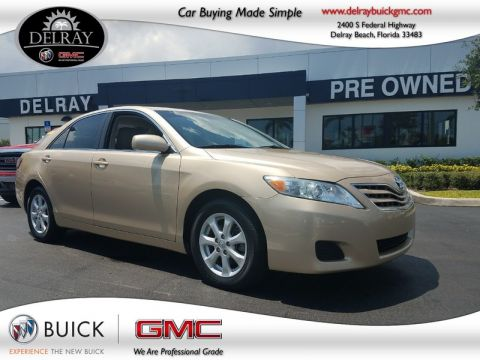 Pre-Owned 2011 TOYOTA CAMRY LE