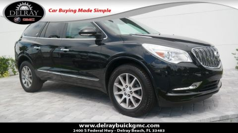 Certified Pre-Owned 2015 Buick Enclave Leather