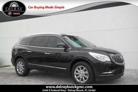 Pre-Owned 2015 Buick Enclave Premium With Navigation