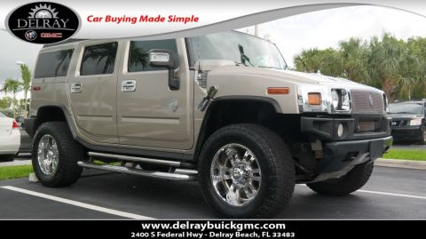 Pre-Owned 2005 HUMMER H2 SUV 4WD