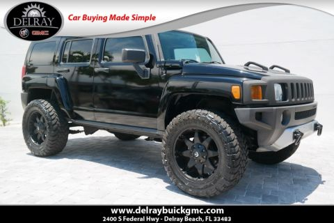 Pre-Owned 2008 HUMMER H3 SUV 4WD