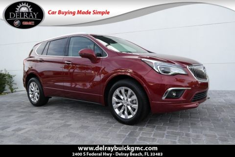 Certified Pre-Owned 2018 Buick Envision Essence