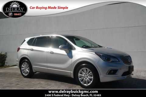 Pre-Owned 2018 Buick Envision Preferred FWD Sport Utility