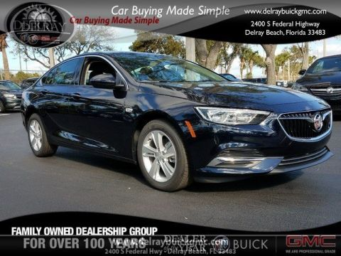 New 2018 Buick Regal Sportback Preferred