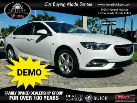 New 2018 Buick Regal Sportback Preferred FWD Hatchback