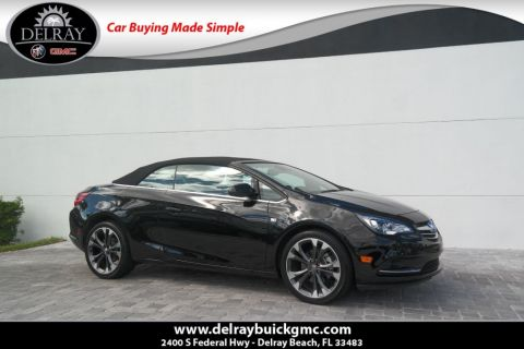 Pre-Owned 2018 Buick Cascada Premium With Navigation