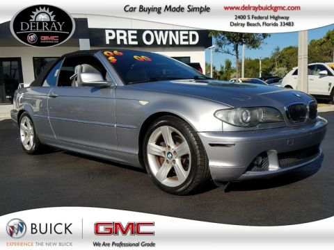 PreOwned BMW SERIES CI Door Convertible In Delray - 2006 bmw 325ci convertible