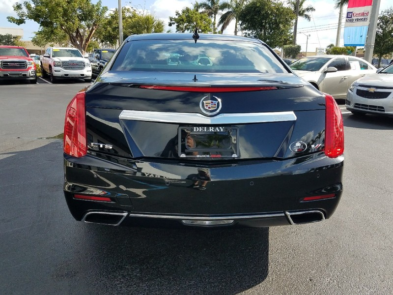 Pre-Owned 2014 CADILLAC CTS SEDAN VSPORT PREMIUM RWD