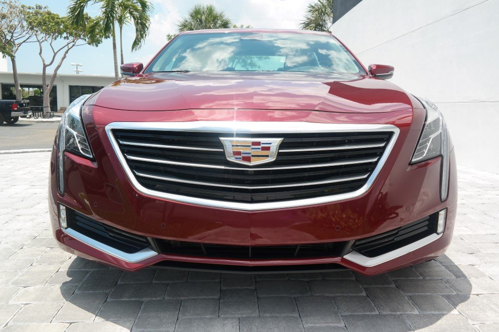 Pre-Owned 2017 Cadillac CT6 Premium Luxury AWD