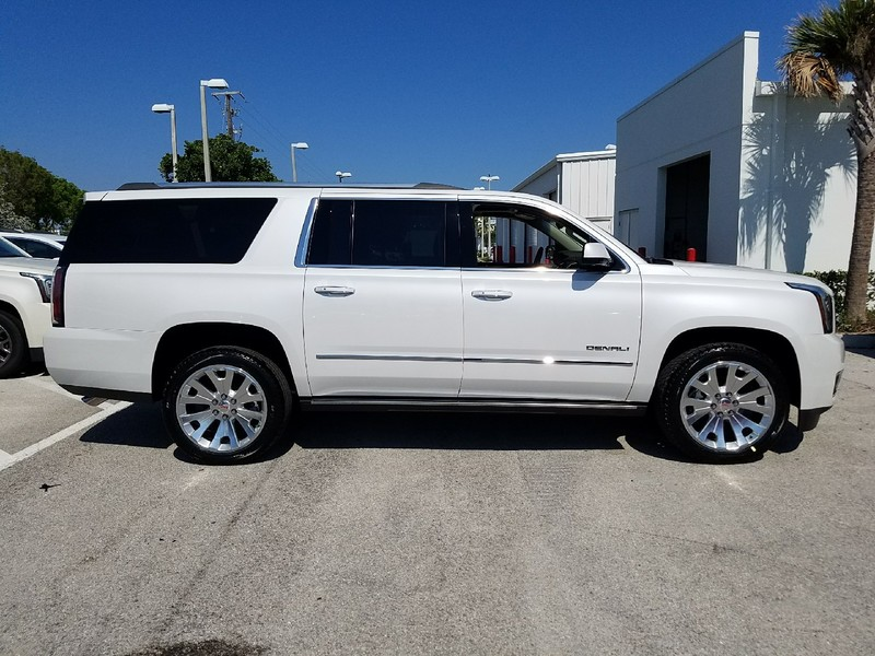 new 2017 gmc yukon xl denali sport utility vehicle in delray beach 299720g delray buick gmc. Black Bedroom Furniture Sets. Home Design Ideas