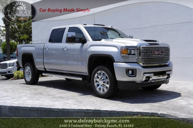 New 2019 Gmc Sierra 2500hd Denali 4wd