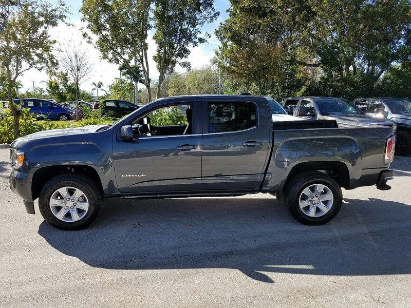 new 2017 gmc canyon 2wd sle crew cab pickup in delray beach 159462g delray buick gmc. Black Bedroom Furniture Sets. Home Design Ideas