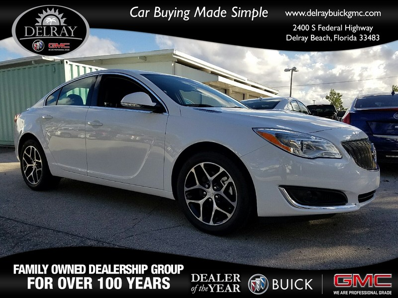 new 2017 buick regal sport touring sedan in delray beach 148504b delray buick gmc. Black Bedroom Furniture Sets. Home Design Ideas