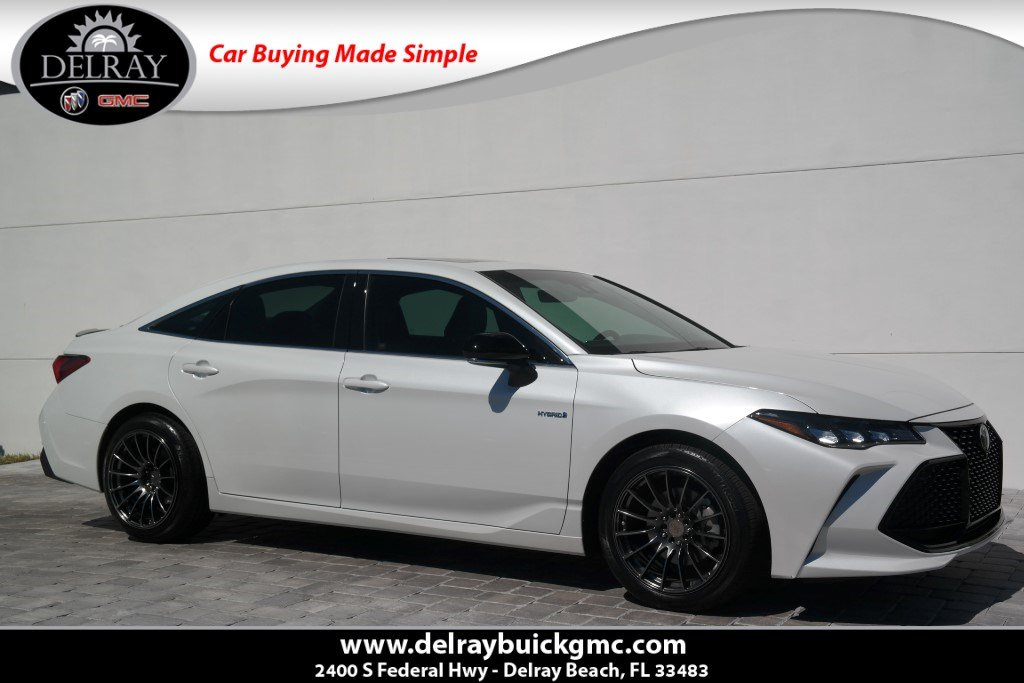 Pre Owned 2019 Toyota Avalon Xse