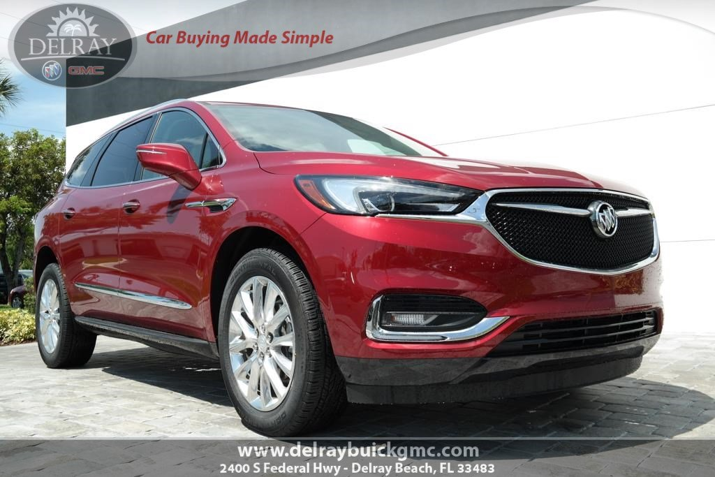 New 2019 Buick Enclave Essence