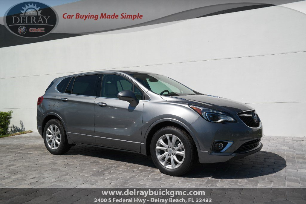 New 2019 Buick Envision Preferred Sport Utility In Delray Beach
