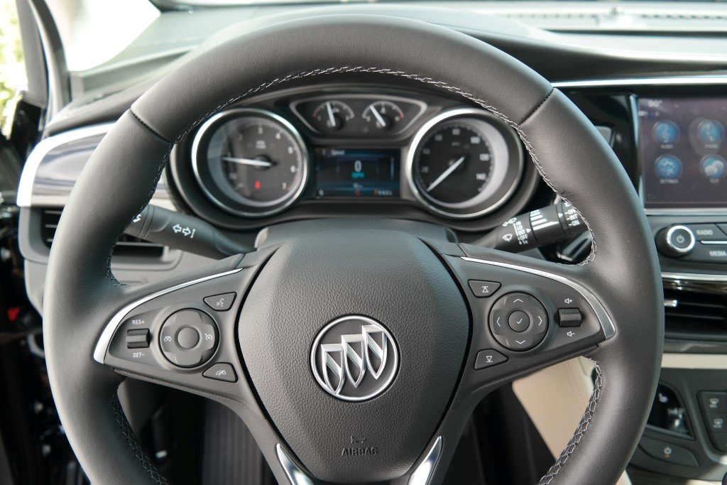 New 2020 Buick Envision Preferred