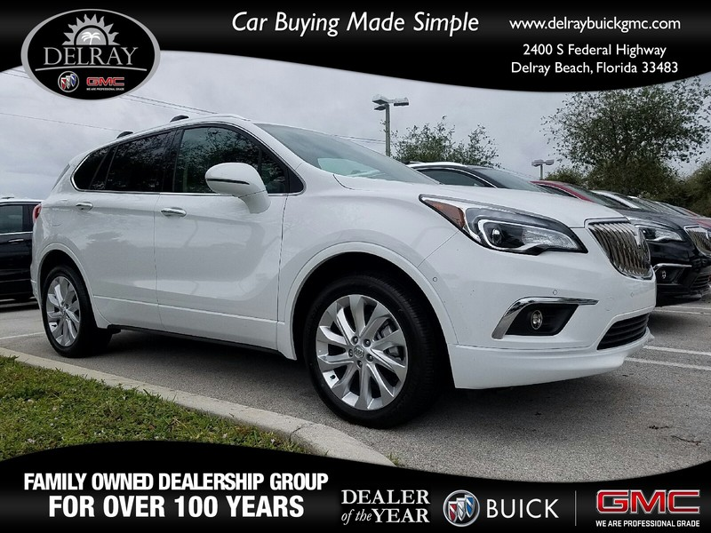 new 2017 buick envision premium ii sport utility vehicle in delray beach 20722b delray buick gmc. Black Bedroom Furniture Sets. Home Design Ideas