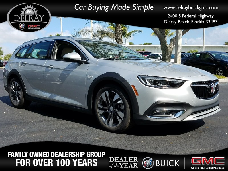 new 2018 buick regal tourx preferred wagon in delray beach 87499b delray buick gmc. Black Bedroom Furniture Sets. Home Design Ideas