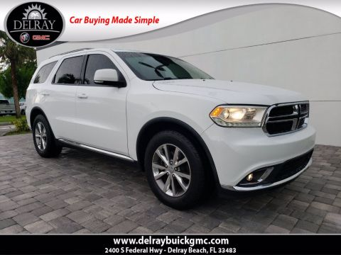 Pre-Owned 2014 Dodge Durango Limited With Navigation
