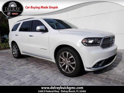 Pre-Owned 2016 Dodge Durango Citadel With Navigation