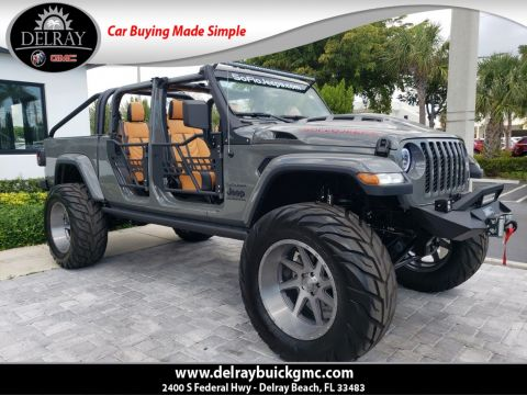 Pre-Owned 2020 Jeep Gladiator Sport 4WD