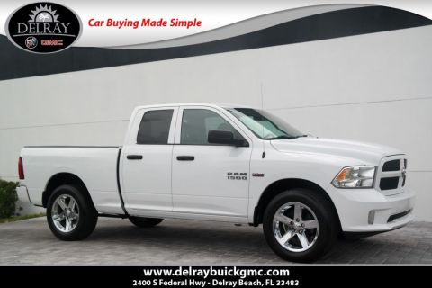 Pre Owned 2016 Ram 1500 Express 4wd