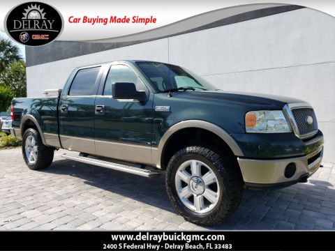 Pre-Owned 2006 Ford F-150 Lariat 4WD