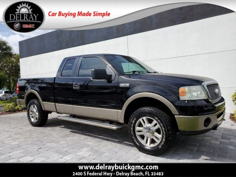Pre-Owned 2006 Ford F-150 XLT 4WD