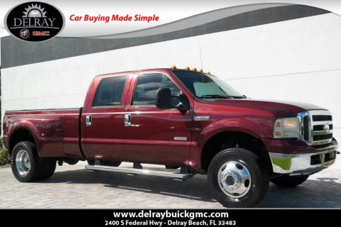 Pre-Owned 2006 Ford F-350SD Lariat 4WD