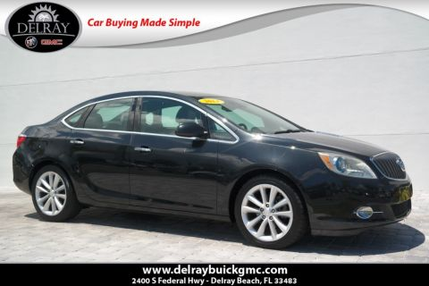 Certified Pre-Owned 2014 Buick Verano Convenience Group