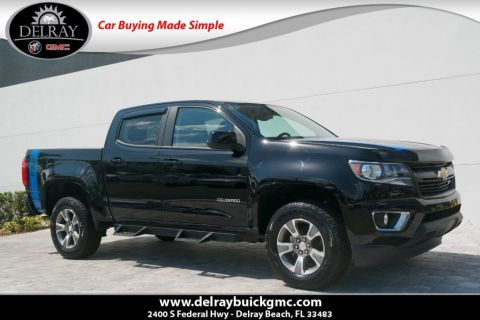 Certified Pre-Owned 2019 Chevrolet Colorado Z71 4WD