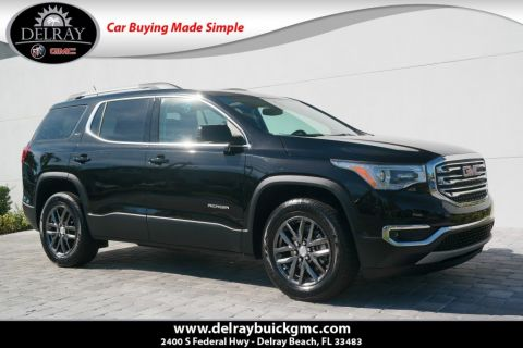 Pre-Owned 2017 GMC Acadia SLT-1 With Navigation