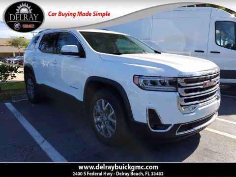 Pre-Owned 2020 GMC Acadia SLT