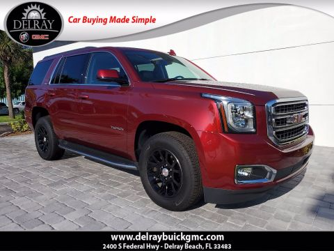 Pre-Owned 2020 GMC Yukon SLT With Navigation